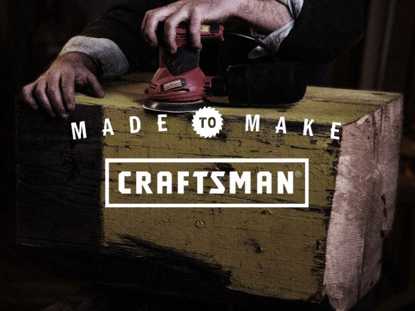 Craftsman Made to Make